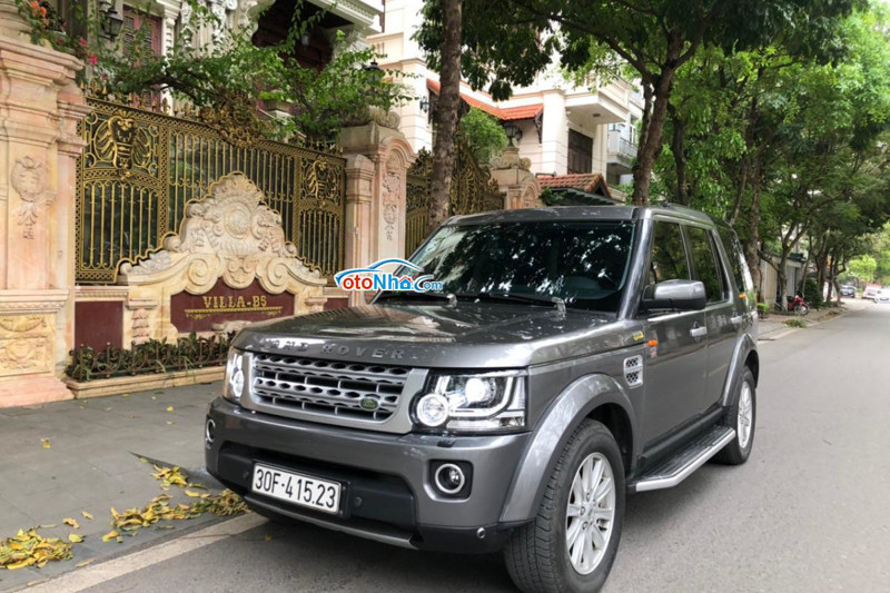 Ảnh của Land Rover Discovery HSE V8 5.0 2008