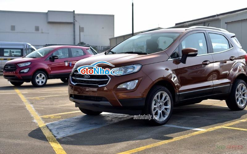 Ảnh của Ford EcoSport1.5L AT Ambiente 2019