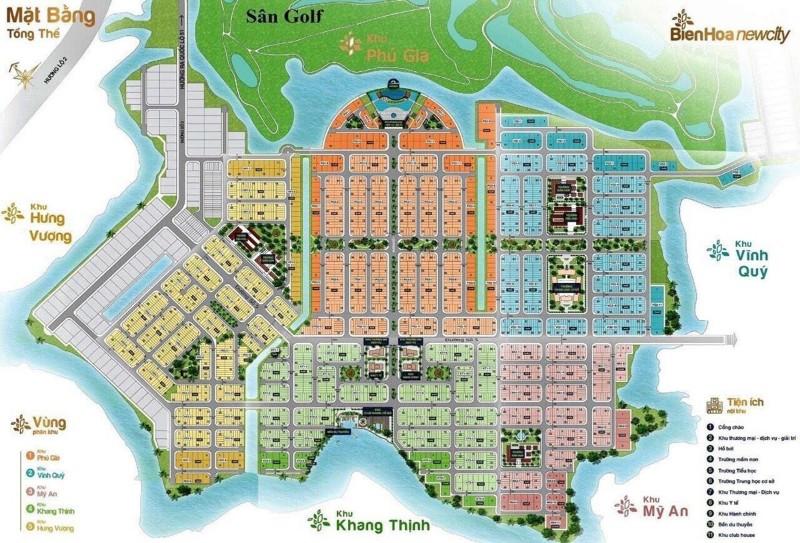 Ảnh của Nơi lựa chọn hàng đầu sống tại khu đẳng cấp thượng lưu tại sân gofl 36 lỗ long thành đồng nai