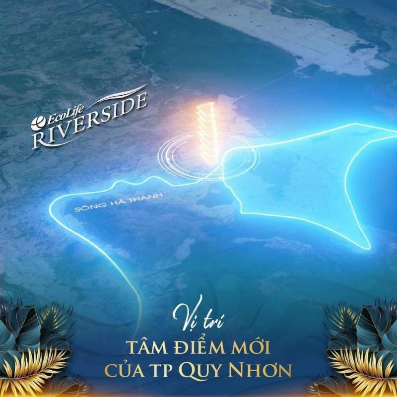 Ảnh của Bán căn hộ ecolife riverside view sông hà thanh giá từ 1 tỷ giá tốt nhất quy nhơn