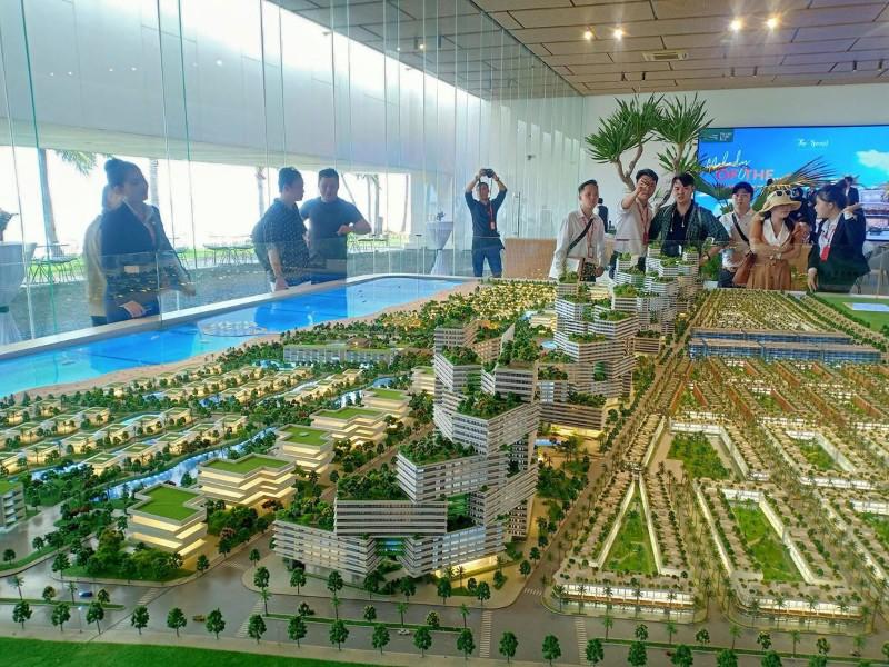 Ảnh của Nhà phố 2 mặt tiền ngay tổ hợp đô thị & thể thao biển lớn nhất bình thuận chỉ từ 1,4 tỷ