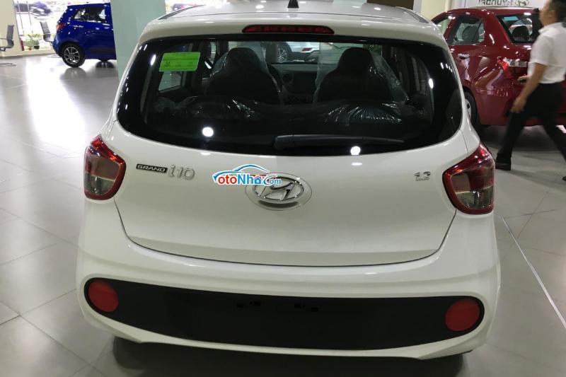 Ảnh của Hyundai Grand i10 1.2MT 2018 (Hatchback - Base)