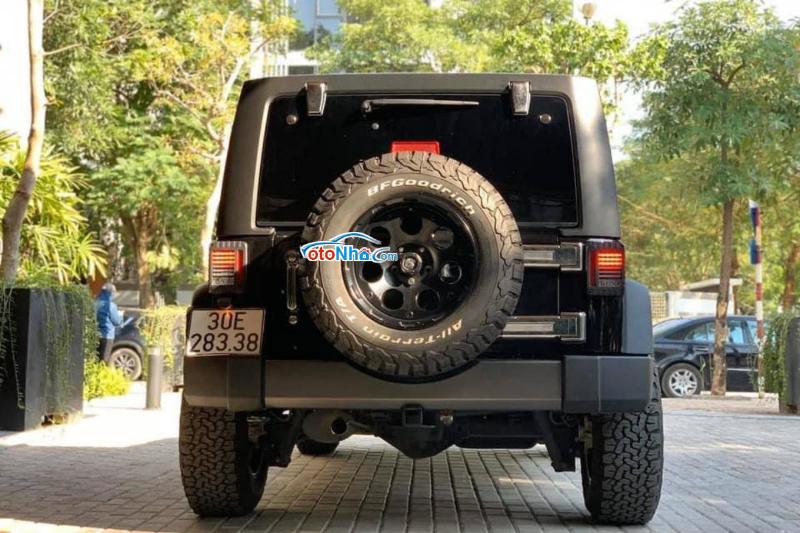 Ảnh của Jeep Wrangler Unlimited 2015