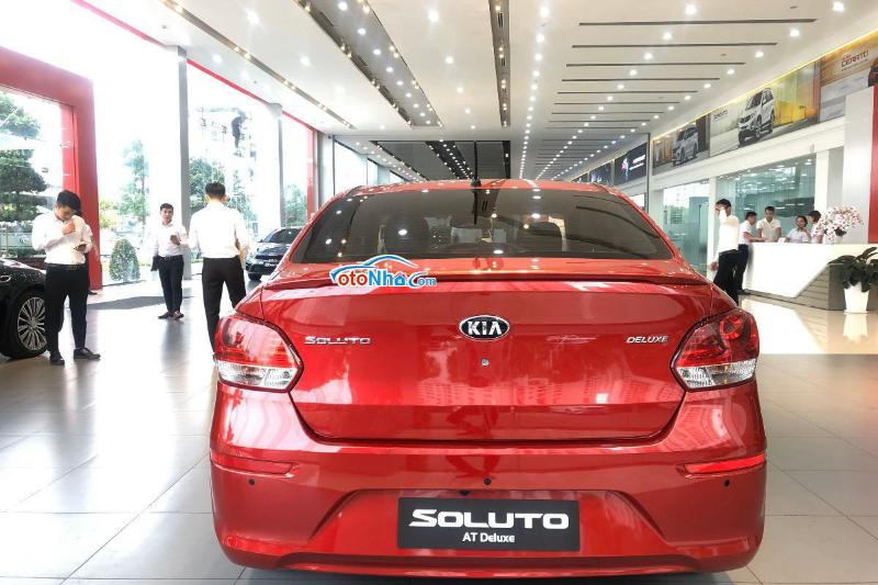 Ảnh của Kia Soluto AT Luxury 2020