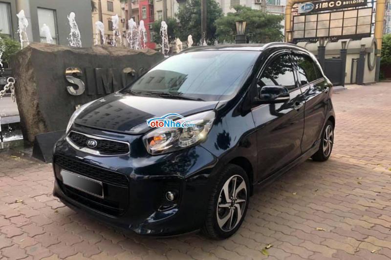 Ảnh của Kia Morning S 1.25 AT sản xuất 2018, biển Hà Nội