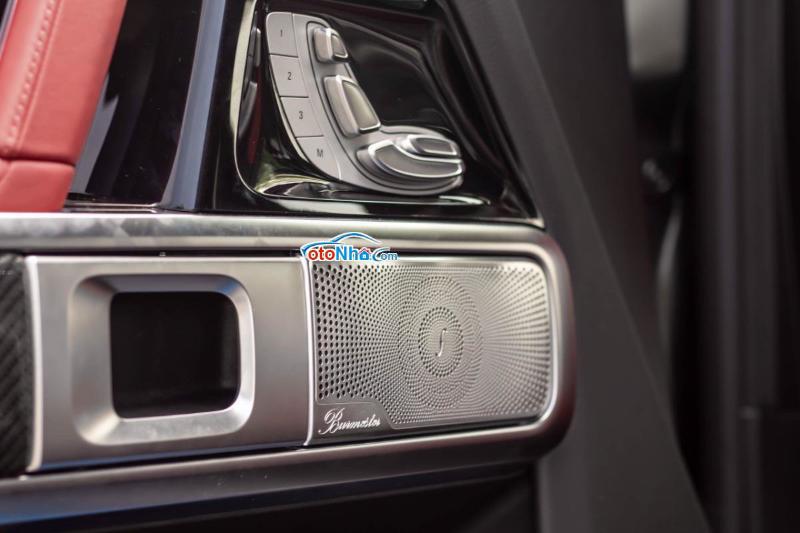 Ảnh của Mercedes G63 AMG 2021