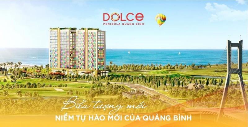 Ảnh của Sở hữu căn hộ biển 6* dolce penisola quảng bình chỉ với giá 750 triệu