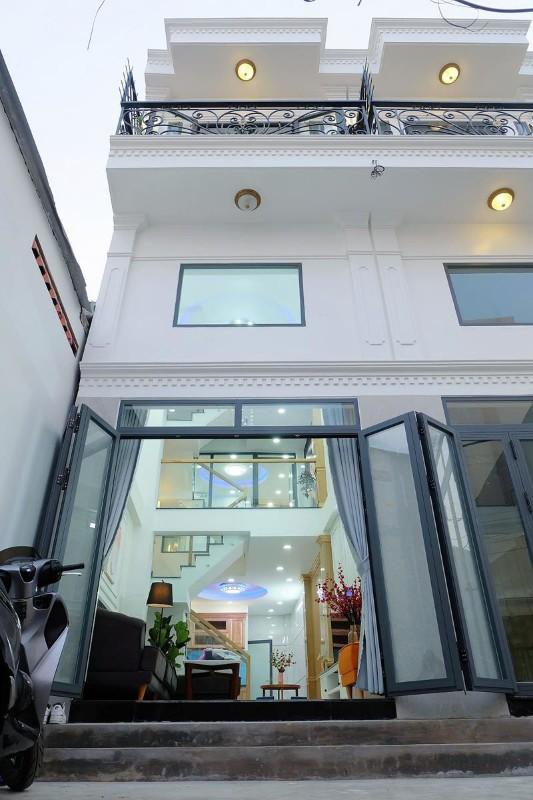 Ảnh của Chính chủ cần bán nhà mới 100% ở gò vấp giá siêu rẻ 4.45 tỷ