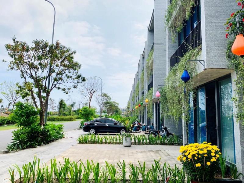 Ảnh của Biệt thự 3 tầng chuẩn view sông rừng dừa - casamia hội an giá tốt 7,5 tỷ, sổ đỏ lâu dài