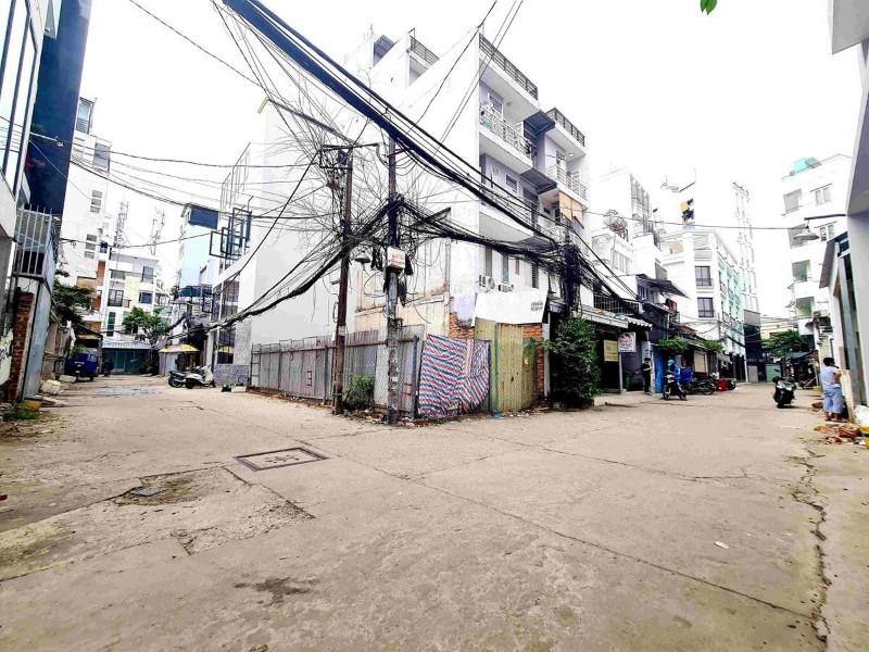 Ảnh của Bán nhà cấp 4, hẻm xe tải 6 m, phù hợp xây căn hộ dịch vụ cho thuê, sát bến xe miền đông (82/14/24 nguyễn xí, quận bình thạnh): 216 m2 (7,6×29)