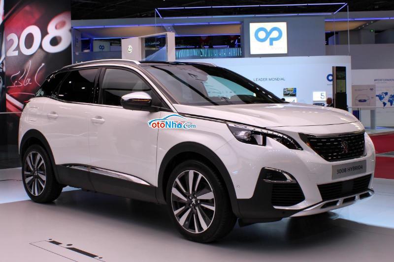 Ảnh của Peugeot 3008 Tùy chọn mới giá rẻ