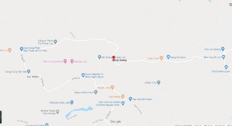 Ảnh của Bán 4.488 m2 đất xã đambri tp bảo lộc, tỉnh lâm đồng