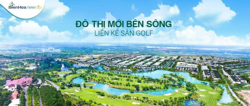 Ảnh của [sổ đổ] đất nền biệt thự & đất nền nhà phố liền kề view sân golf long thành, sông đồng nai 16tr/m2