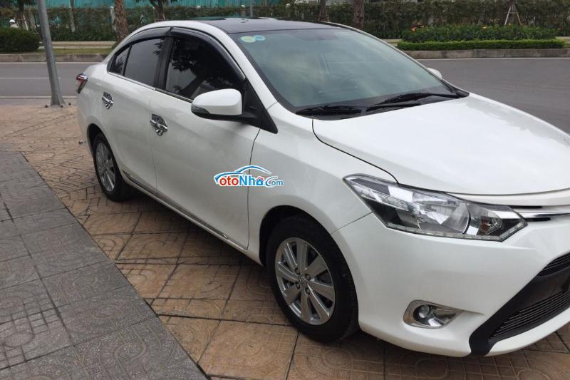 Ảnh của Toyota Vios 1.5E MT 2017