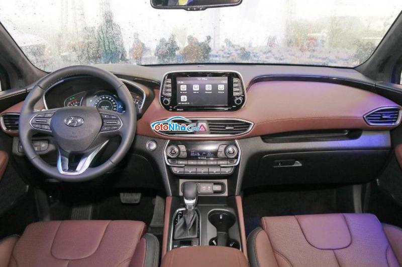 Ảnh của Hyundai Santa Fe 2.4 - Máy Xăng