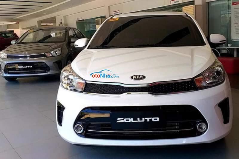 Ảnh của Kia Soluto Deluxe MT