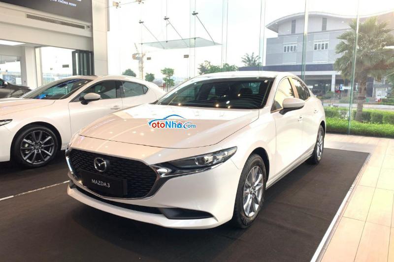 Ảnh của New Mazda 3 Sedan 2021 Giá Chỉ Từ 669tr