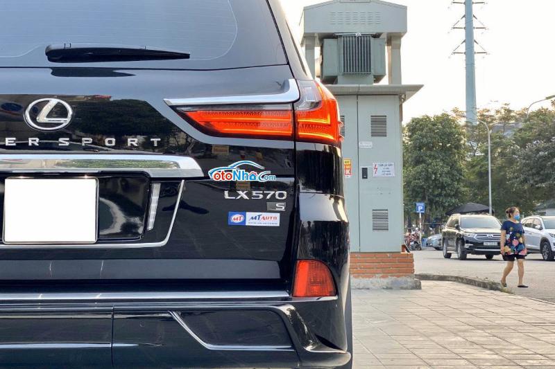 Ảnh của Lexus LX570S Super Sport MBS 4 ghế Model 2019, tên Cty, Odo 8000km như mới tinh LH: 0982.842.838