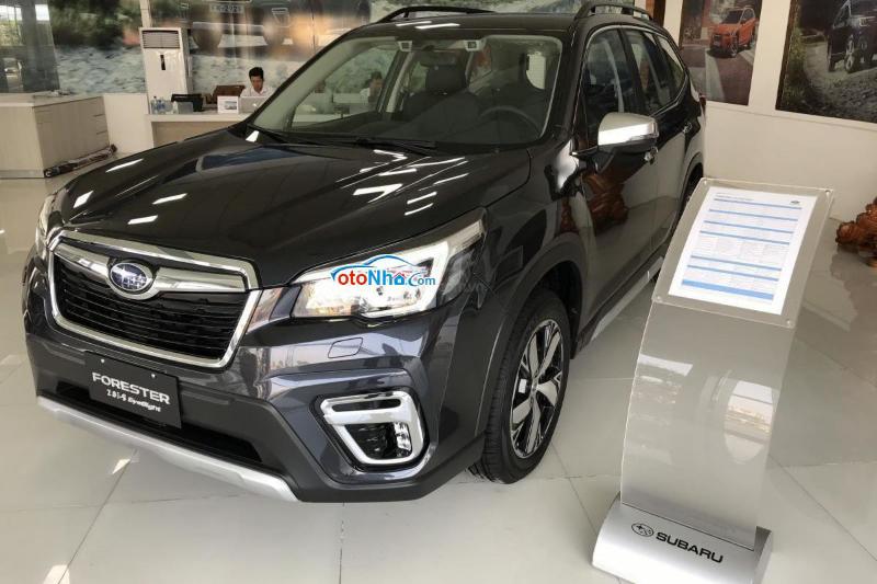 Ảnh của Subaru Forester 2.0i-S Crystal Black Silica