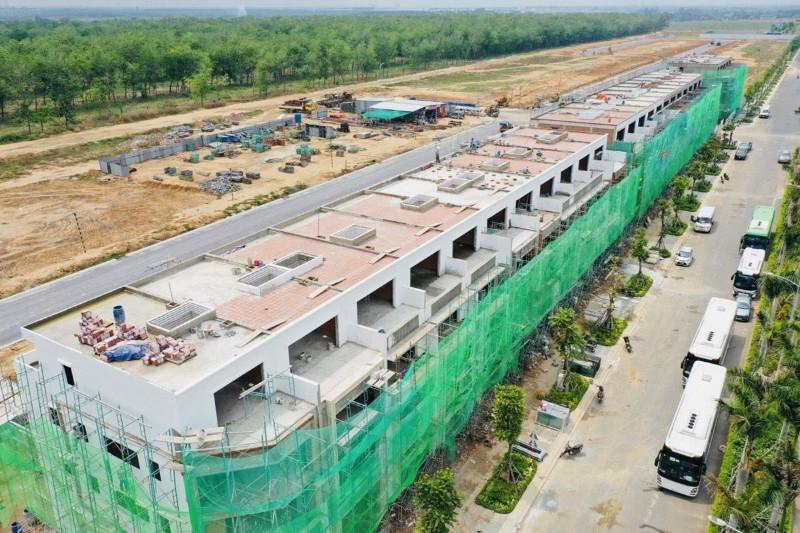 Ảnh của 870 triệu sở hữu nền nhà phố tự xây tại gem sky world - khu đô thị bật nhất tại long thành - gần sân bay long thành đồng nai