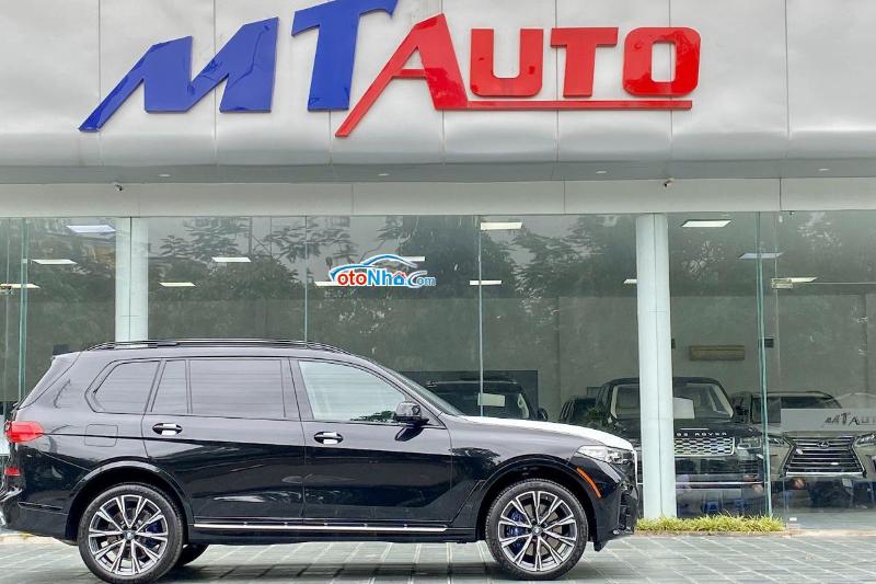 Ảnh của BMW X7 xDrive 40i Msport SX 2020, màu đen, nhập khẩu Mỹ, mới 100%