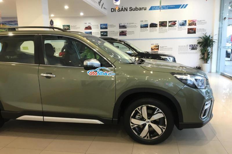 Ảnh của Subaru Forester 2.0i-S Green Metallic
