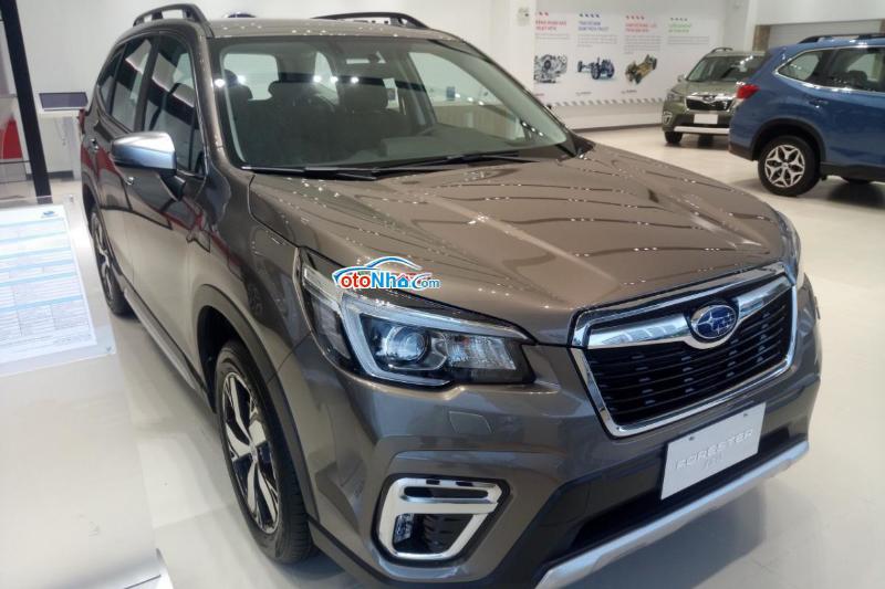 Ảnh của Subaru Forester 2.0i-S Sepia Bronze Metallic