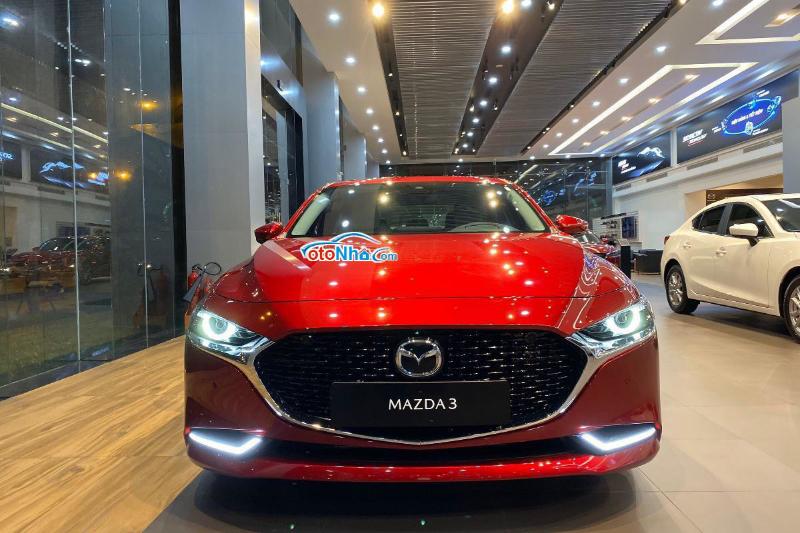 Ảnh của New Mazda3 SD Signature Premium 2.0L