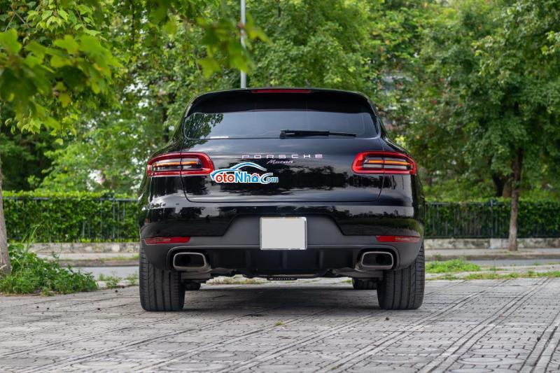 Ảnh của Porsche Macan 2017