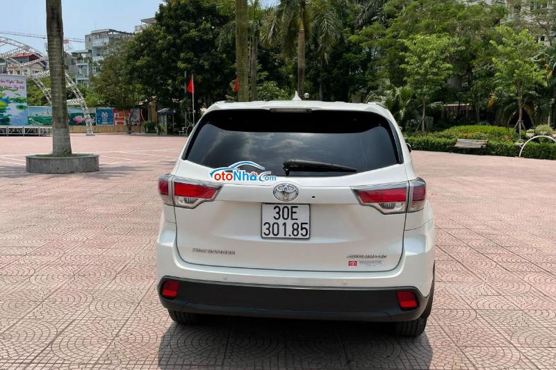 Ảnh của Toyota Highlander Limited 3.5 2015