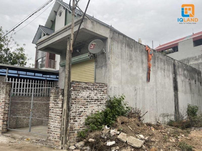 Ảnh của Chính chủ cần bán 60m2 đất tặng nhà 1 tầng tại đông lai, quang tiến, sóc sơn.