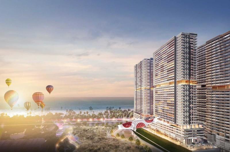 Ảnh của Nhanh tay sở hữu căn hộ mặt biển tashaki ocsean suite lâu dài và duy nhất thành phố quy nhơn