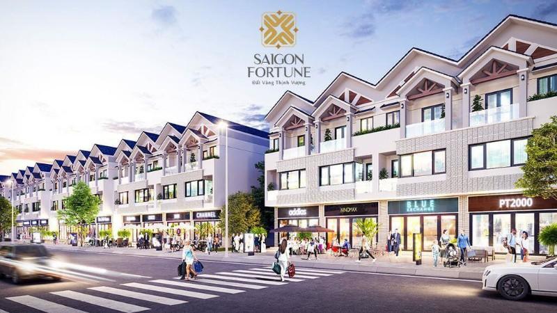 Ảnh của Đất nền cần đước long an - giá chỉ từ 18 triệu/m2 - saigon-fortune.batdongsanleco.com