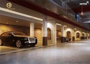 Picture of Biệt thự trung tâm quận ba đình cực vip, sở hữu hầm đậu xe - sản phẩm giới hạn cho giới thượng lưu