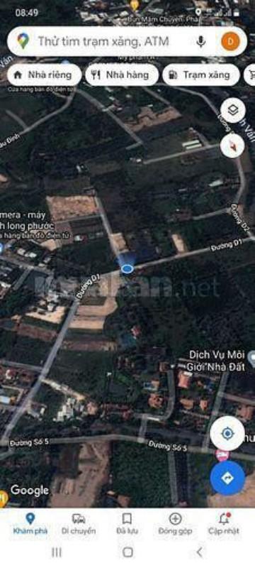 Ảnh của Bán đất đường d1 gần đường 5 long phước. thành phố thủ đức