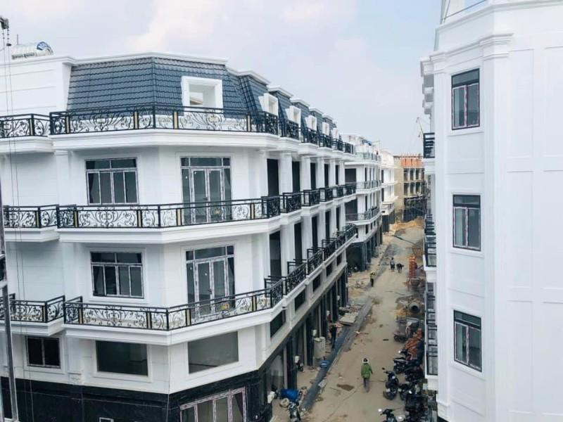 Ảnh của Khu nhà phố 4 tầng kiểu mẫu như cityland sát sông - lk gò vấp chỉ 4,8 tỷ/80m2