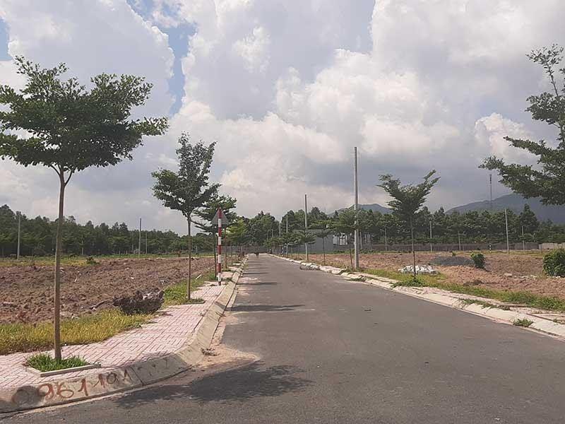 Ảnh của Đất nền mặt tiền sky center trung tâm thị xã phú mỹ br-vt