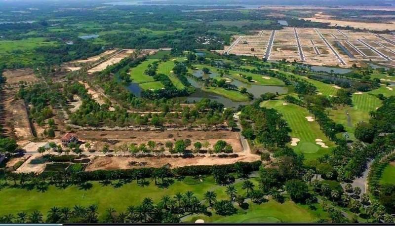 Ảnh của Đất sổ đỏ biên hòa new city còn vài nền biệt thự vị trí trong sân golf long thành