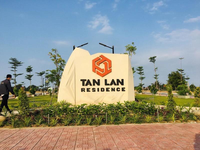 Ảnh của Đất nền cần đước,kđt tân lân residence,giá chỉ từ 395 triệu/nền sổ hồng riêng,tặng ngay sh