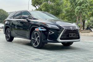 Ảnh của Lexus RX350L Model 2020 màu đen, xe nhập Mỹ mới 100%