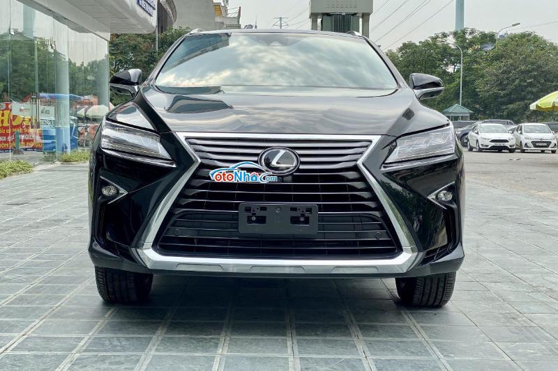 Picture of Lexus RX350L Model 2020 màu đen, xe nhập Mỹ mới 100%