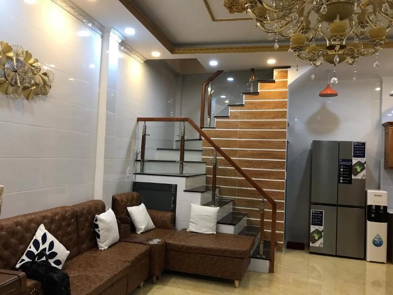 Picture of Chính chủ bán nhà hẻm trường sa, 159m2 ở, sát phường 3, tân bình