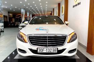 Ảnh của Mercedes S400 model2015