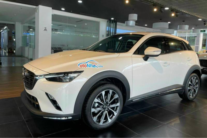 Picture of Mazda CX-3 Luxury 2021