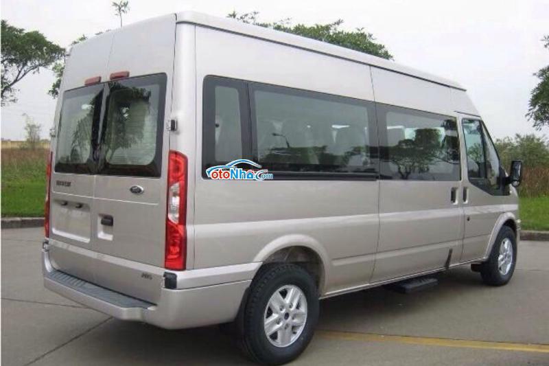 Picture of Ford Transit tiêu chuẩn - Bản trung SVP