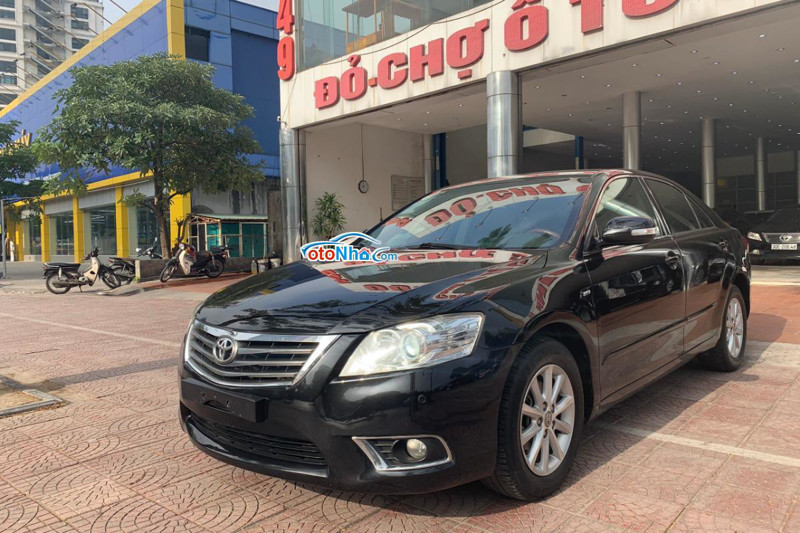 Picture of Toyota Camry 2.4G 2010