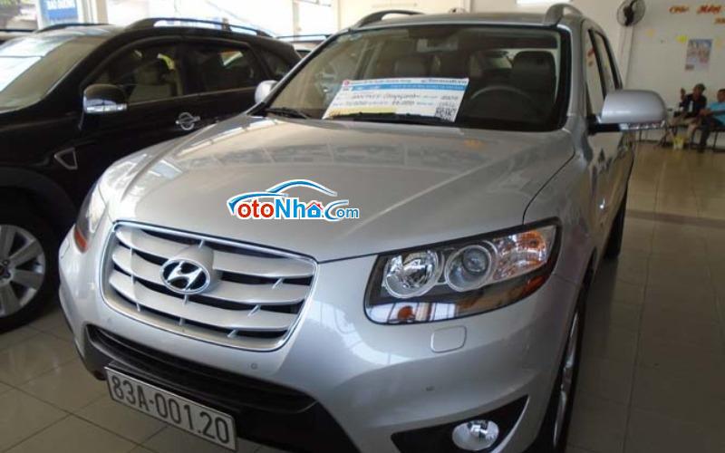 Picture of Hyundai Santa Fe AT 2009
