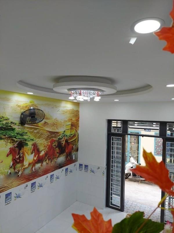 Picture of Bán nhà nguyễn oanh,p17, gv dt 36m2 hxh ngợp 3.1 tỷ