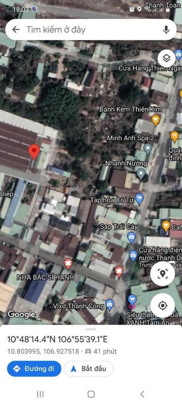 Ảnh của Bán đất tặng nhà tại xã tam an, huyện long thành , đồng nai