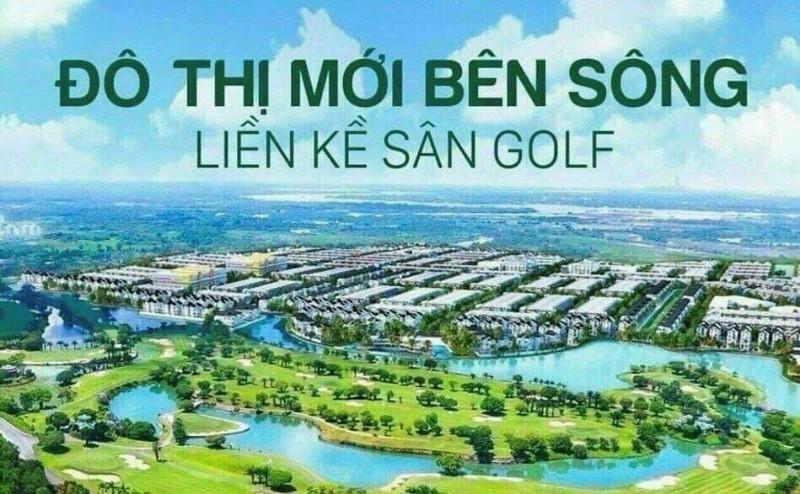 Picture of Đất nền biên hòa new city vị trí tại sân golf long thành liền kề dự án aqua city và giáp sông đồng nai